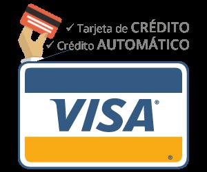 Tarjeta de Crédito - Crédito Automático
